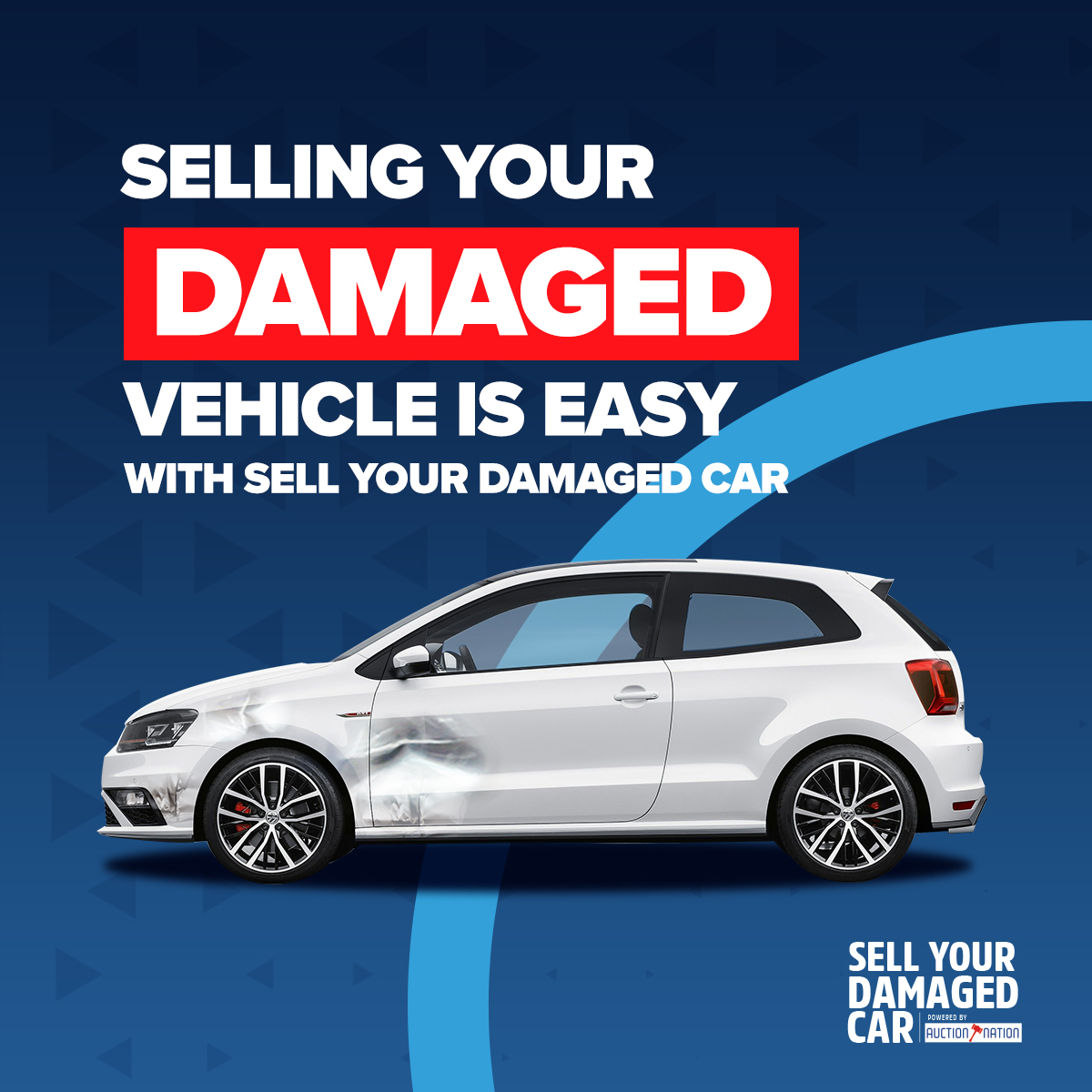 How to sell your damaged Car